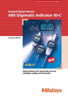 Mitutoyo ABS Digimatic ID-C mérőóra EN